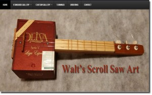 walts scrollart website image